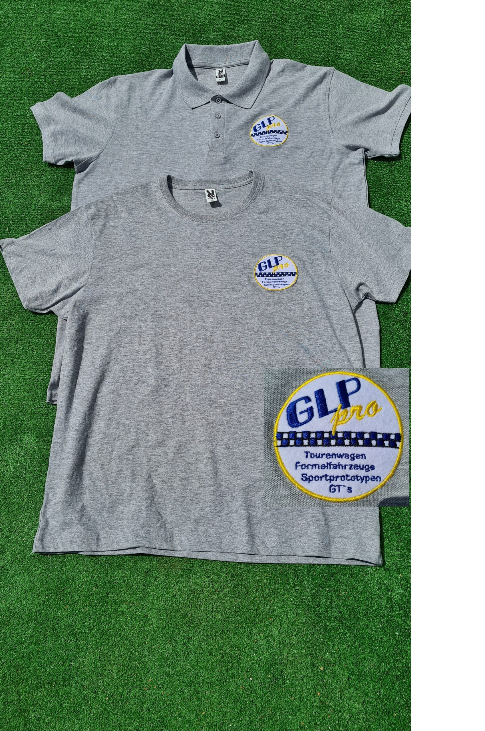 AUSVERKAUFT GLPpro T-Shirts und Polo-Hemden